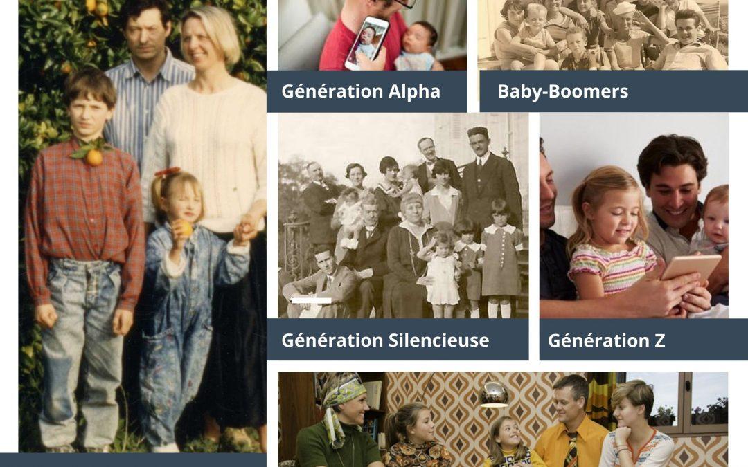 Écart générationnel au travail